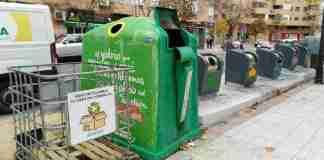 Alcorcón busca soluciones para el reciclaje del cartón comercial