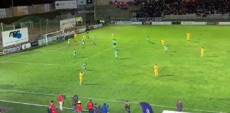 El Alcorcón se queda sin Copa contra el Cacereño