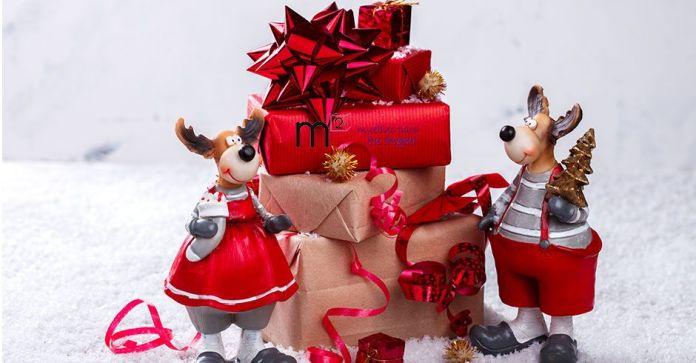 Navidad regala comodidad