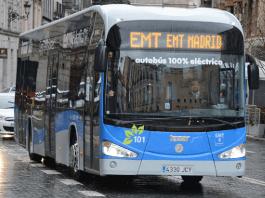 Autobuses gratis en Madrid Central