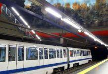 Un tramo de MetroSur cerrará por obras este verano