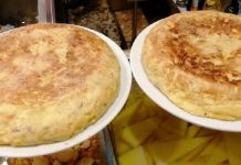 La mejor tortilla de patatas de Alcorcón