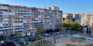 La vida de Alcorcón desde el balcón