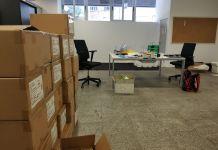 Donación vital para los Makers de Alcorcón sigan haciendo pantallas protectoras