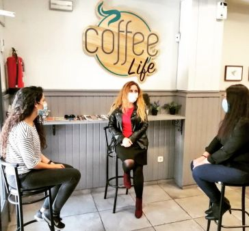 """Raquel Rodríguez """"Los comercios y pymes de Alcorcón no están solos"""""""