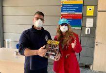 Acción Cine ameniza la lucha contra el virus en Alcorcón