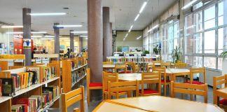Reapertura de las bibliotecas de Alcorcón