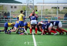 El rugby es solidaridad en Alcorcón