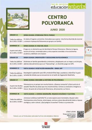 Agenda de Ocio de Alcorcón del 26 al 28 de junio