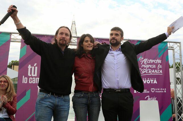 Jesús Santos nuevo coordinador de Podemos Comunidad de Madrid