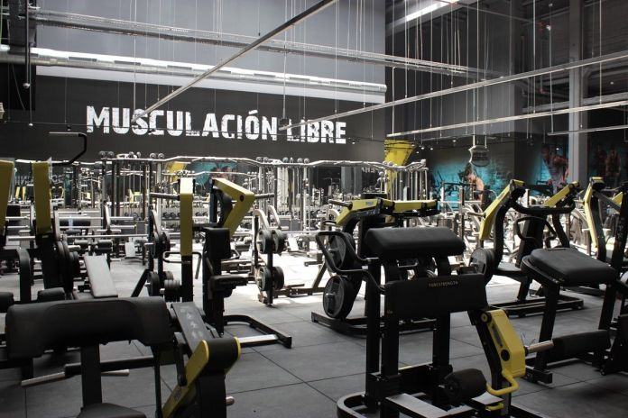 Nuevo gimnasio en X-Madrid Alcorcón