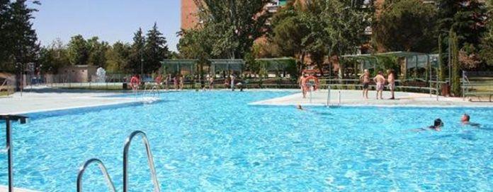Las piscinas de Alcorcón solo al 30%