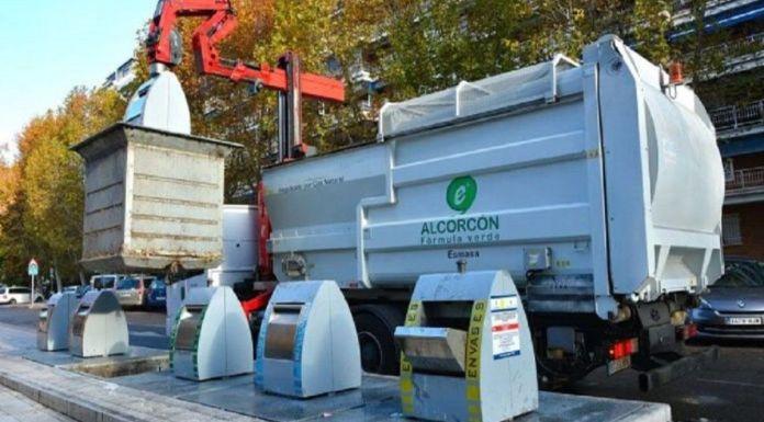 Alcorcón lleva al vertedero casi 2 millones de kilos menos de residuos en 2020