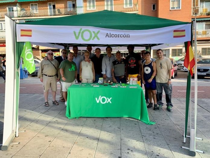 Vox Alcorcón hace propuestas en empleo y presupuestos