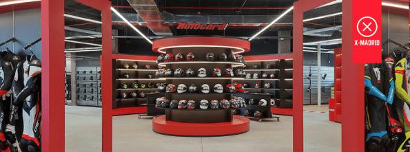 Motocard abre tienda en X-Madrid Alcorcón