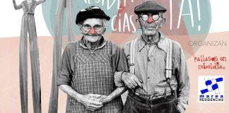 Pasacalles en favor de los mayores de Alcorcón el 3 de julio