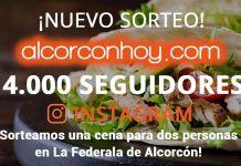 ¡Nuevo sorteo! 14.000 seguidores en Instagram