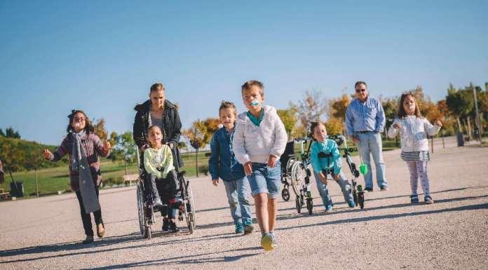 Alcorcón una sola voz contra la Artrogriposis