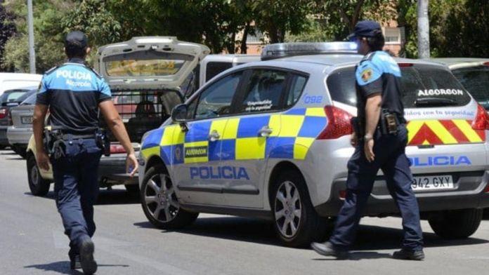 La Policía le salva la vida a un hombre en Alcorcón
