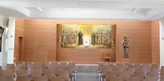 Apuñalamiento a un párroco en Alcorcón
