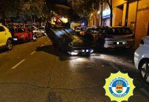 Alcohol, exceso de velocidad e imprudencias este fin de semana en Alcorcón