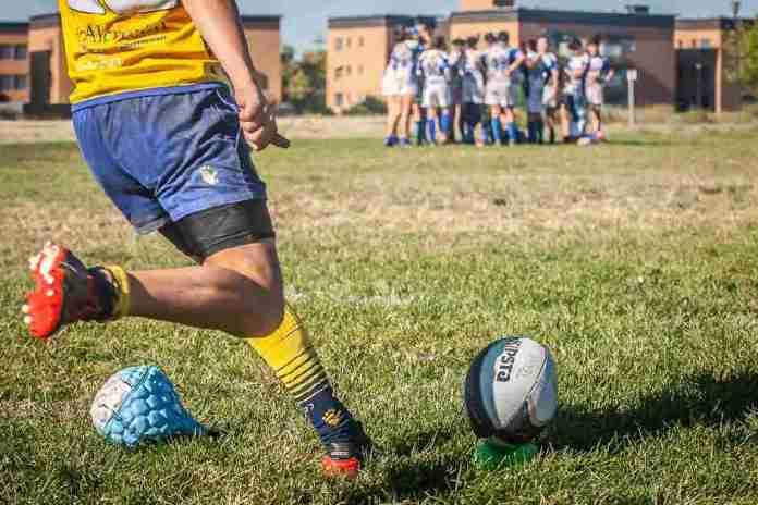 El Rugby Alcorcón estrena escudo