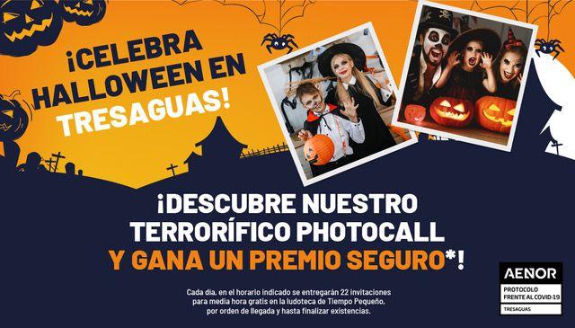 Un Halloween de miedo en TresAguas Alcorcón