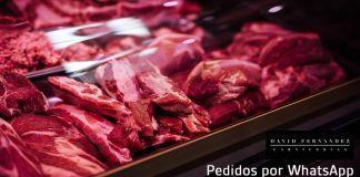 David Fernández tu carnicería a domicilio en Alcorcón