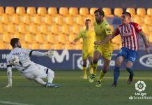 Alcorcón 1-2 Sporting/ El Alcorcón se hunde víctima de sus errores