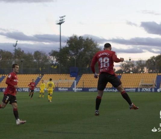 Un inofensivo Alcorcón vuelve a la competición con derrota