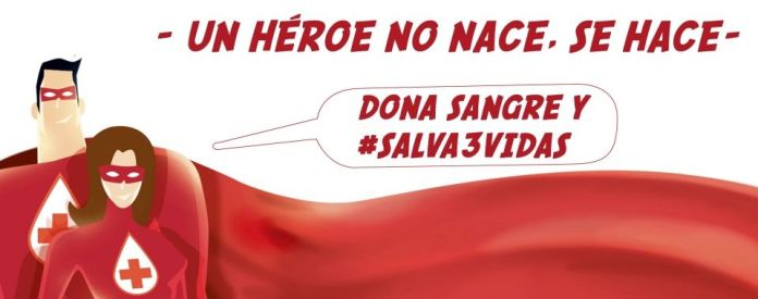 Tres Aguas se vuelca con Cruz Roja Alcorcón este fin de semana