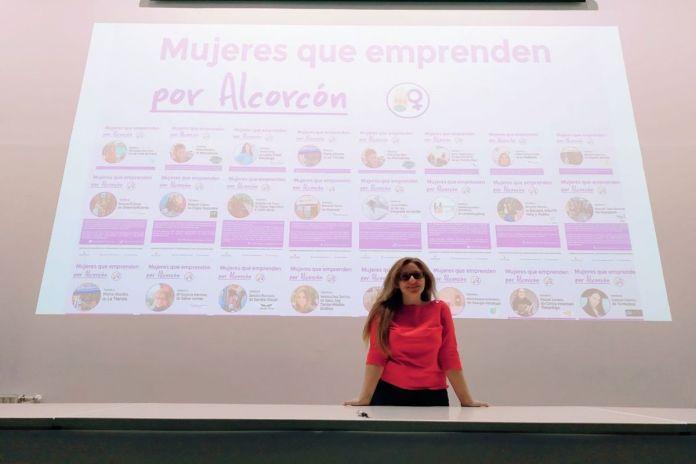 Las mujeres que emprenden por Alcorcón