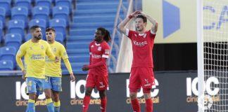 Las Palmas 0-0 Alcorcón/ El Alcorcón sin gol y sin victoria