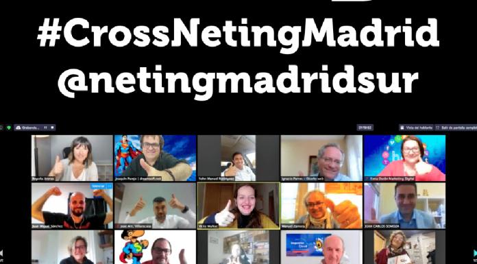 Alcorcón a la cabeza del networking digital la Comunidad de Madrid