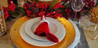 Pocos a la mesa en Navidad en Alcorcón