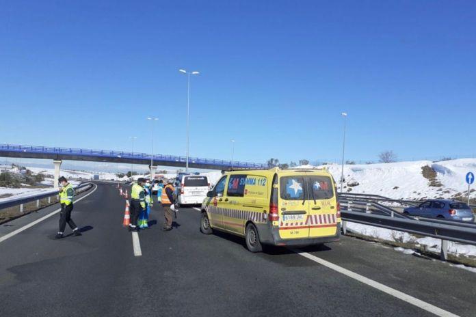 Muere un hombre atropellado en Alcorcón