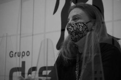 """Ana Gómez: """"Si hoy hubiera elecciones, Natalia de Andrés no sería alcaldesa de Alcorcón"""""""