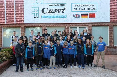 Una educación internacional, la mejor herencia en Alcorcón