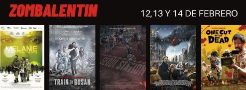 'Zombalentín' en Alcorcón: maratón de cine de terror en Ocine Urban X-Madrid