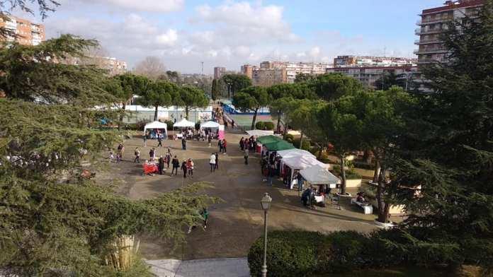 Este domingo I Mercadillo Solidario de Primavera en Alcorcón