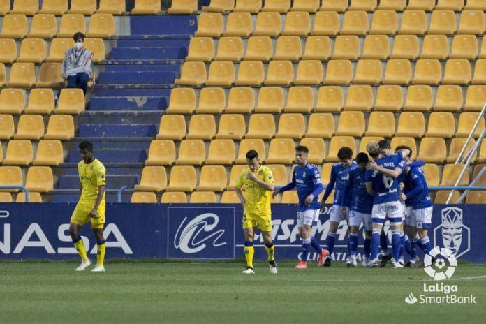 Alcorcón 1-1 Oviedo/ Leschuk deja al Alcorcón con la miel en los labios