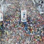 東京マラソン2017の新コースマップと交通規制!旧コースとの違いは?