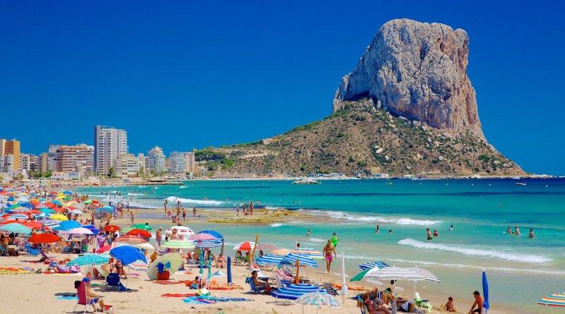 Spanish tourism down