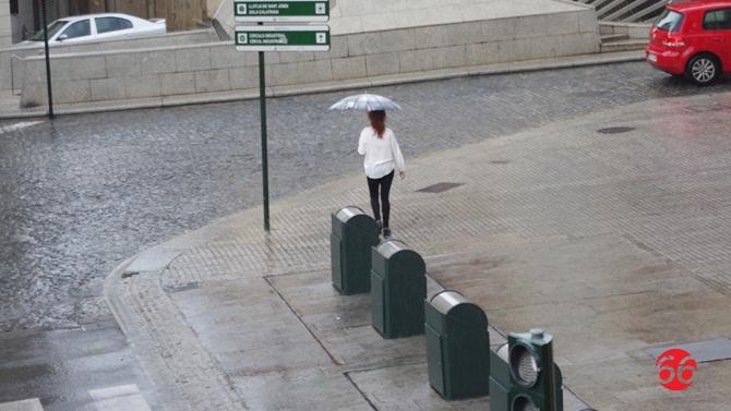 Alcoy rainy August