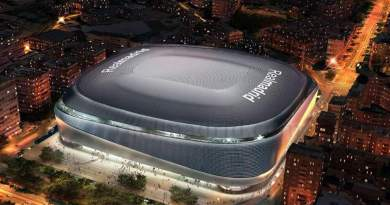 new stadium Real Madrid