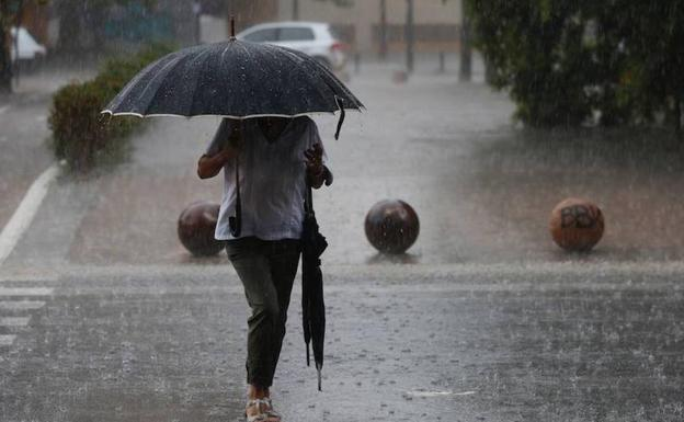 heavey rain expected valencia community