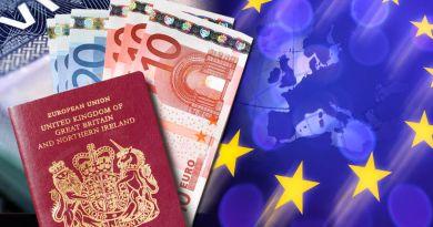 no visa for british citizens eu