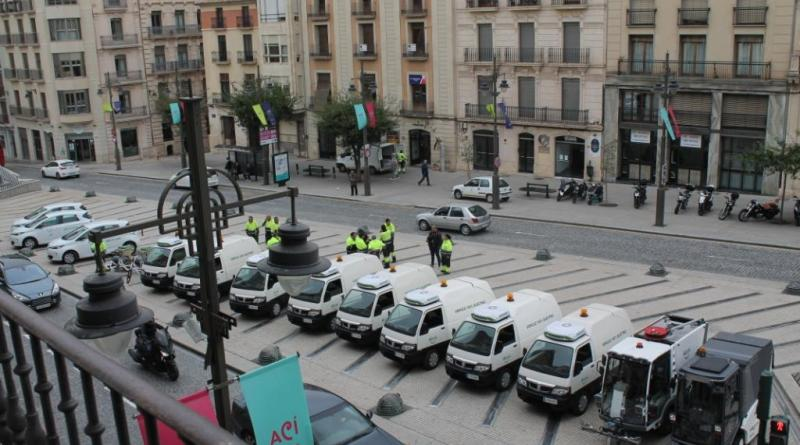 Alcoy to use 100% electric vehicles to clean streets
