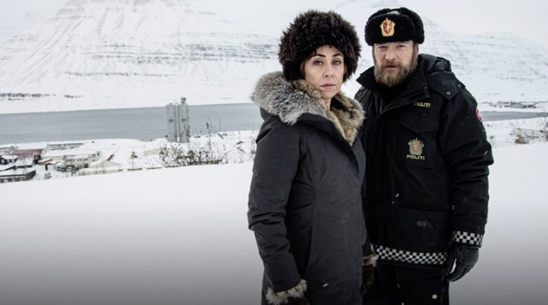 """Sky televisions """"Fortitude"""
