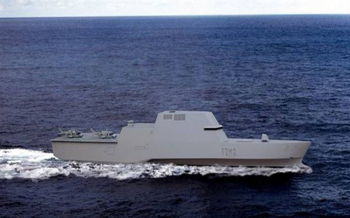 Spain to build new frigate
